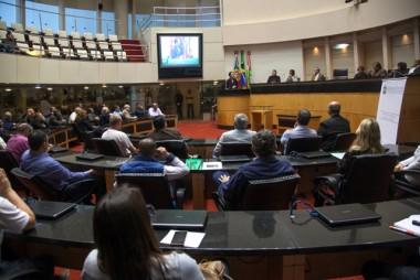 Seminário internacional aborda cooperação entre SC e Portugal