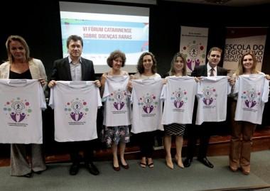 CER Unesc participa do Fórum Catarinense de Doenças Raras