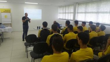 Base do Tigre se reapresenta para a temporada 2017