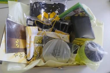 Sócio do Tigre em dia ganha kit de produtos licenciados