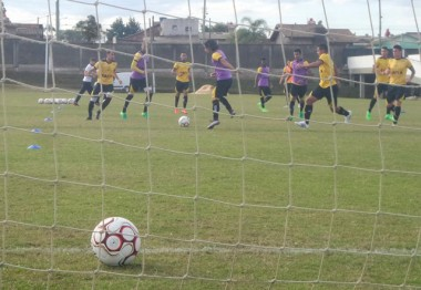 Reapresentação do Tigre após empate com o Internacional