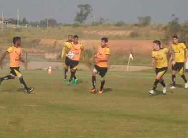 Inicia a preparação dos atletas do Tigre para o próximo jogo