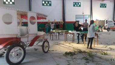 Apresentação da Festa do Colono de Maracajá