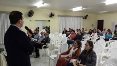 """Servidores de Maracajá avaliam implantação de """"banco de horas"""""""