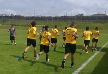 Atletas do Tigre passam por exames médicos e avaliações