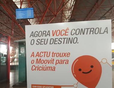Transporte coletivo de Criciúma ganha Centro de Controle Operacional
