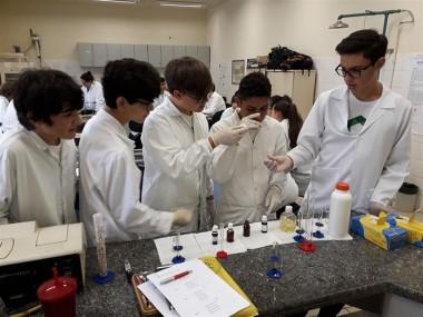 Projeto Integrador auxiliou alunos na escolha do curso técnico