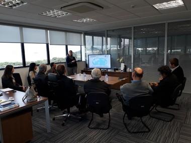 Projeto Geoparque busca parceria do Sebrae/SC