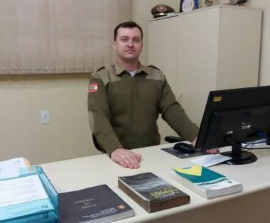 Conhecendo o Comandante da 1ª Companhia do 19º BPM