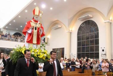Paróquia São Donato inicia tradicional festa do padroeiro