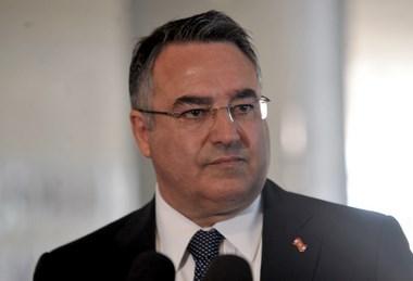 Colombo lidera comitiva catarinense em reunião no STF