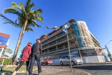 Engenheiro antecipa como será o maior edifício de Araranguá
