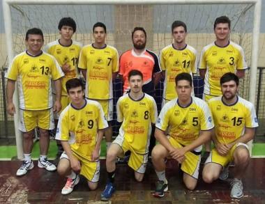 II Taça Elvis Oliveira de handebol é realizada em Urussanga