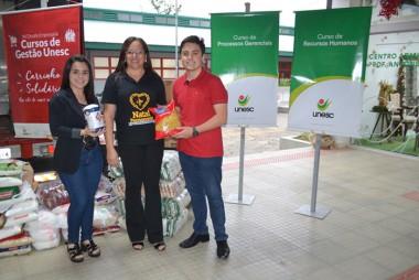 Doações arrecadadas no Desafio Empresarial são entregues à LBV