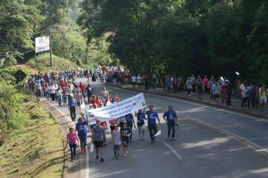 Caminhada Vocacional levará fiéis de toda a Diocese a Caravaggio