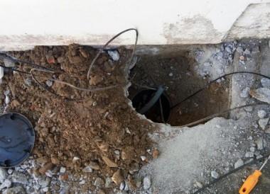 Construções precisam ser planejadas para instalação de internet
