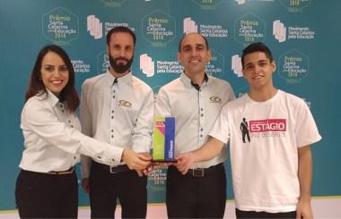 Empresas Rio Deserto recebem Prêmio IEL – Melhores Práticas de Estágio 2018