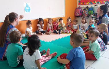 CEI's da Afasc celebram dia Mundial da Água