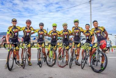 Ciclismo de Içara compete em Pomerode no final de semana