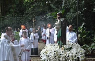 Catedral celebra missa em honra a São José Esposo