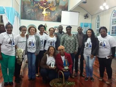 Pastoral Afro promove 1º Zumbi Afro na Paróquia de Siderópolis