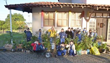 Escoteiros de Siderópolis realizam ações em prol ao Meio Ambiente