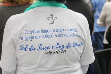 Ano do Laicato prestes a ser encerrado com encontro de leigos em Criciúma