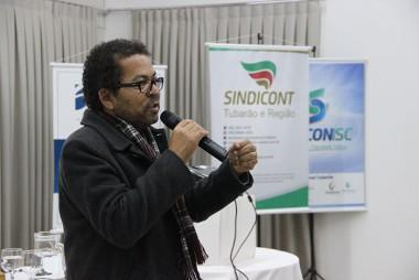 Mais de 200 itens foram arrecadados em encontro do Sindicont