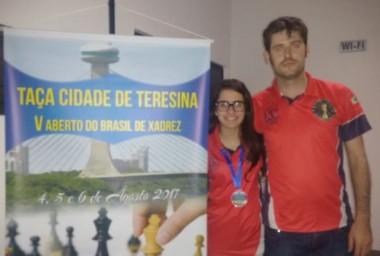 Xadrez de Içara traz bons resultados de Teresina/Piauí