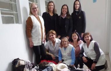 Campanha do Agasalho ultrapassa 900 peças destinadas a instituições de Içara