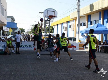 Basketball 3x3 chega à etapa final neste sábado