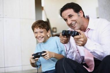 Campeonato de videogame é proposta para unir pais e filhos