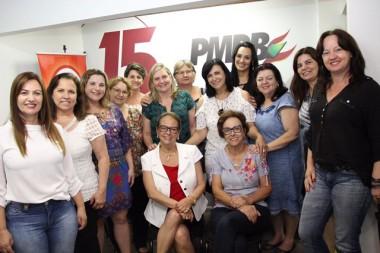PMDB incentiva mulheres à participação política