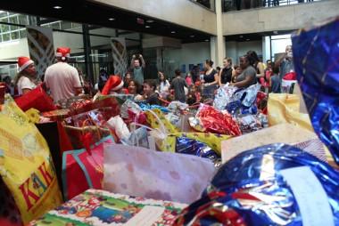 Natal Solidário da Celesc beneficia 2,4 mil crianças e adolescentes catarinenses