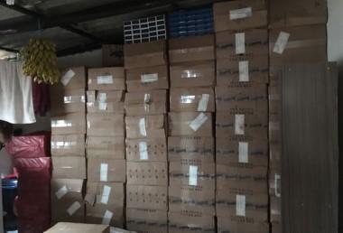 PM de Araranguá prende casal por descaminho de produtos