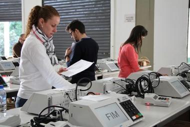 Urnas são testadas durante Simulado Nacional