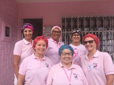 Rede Feminina de Combate ao Câncer busca voluntárias
