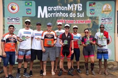 Mountain bike: mais cinco conquistas para Siderópolis