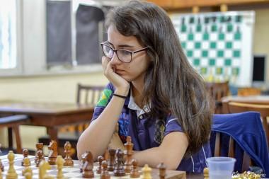Kathiê Goulart Librelato na Final do Campeonato Brasileiro Feminino
