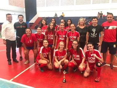 Conhecidos os campeões do futsal masculino e feminino do Jems