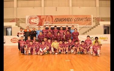 Futsal masculino de Criciúma encerra turno do Estadual na vice-liderança