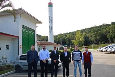 Promotores de Justiça visitam Penitenciária de Joinville