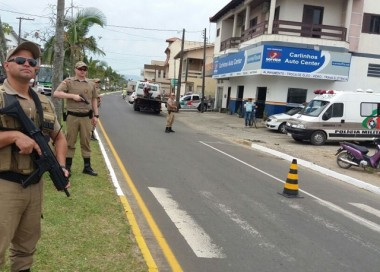 Polícia Militar segue firme com operações em Maracajá
