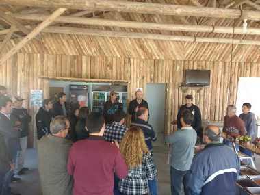 Parceria entre Prefeitura de Imaruí e Epagri promove curso