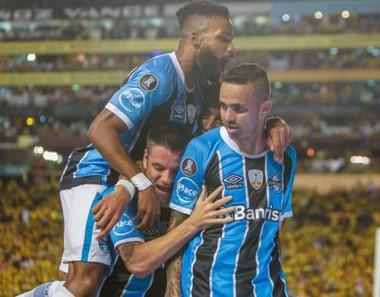Grêmio tem boa vitória no primeiro jogo das semifinais