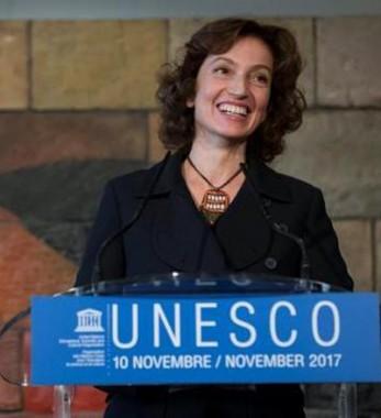 Unesco confirma ex-ministra francesa como nova diretora-geral da organização