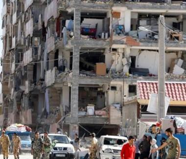 Presidente iraniano pede colaboração total em ajuda às vítimas do terremoto