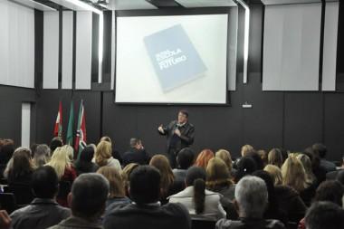 Eduardo Deschamps abre Dia de Ação de Governo em Criciúma