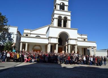 Família De Luca celebra união em encontro com mais de 500 pessoas
