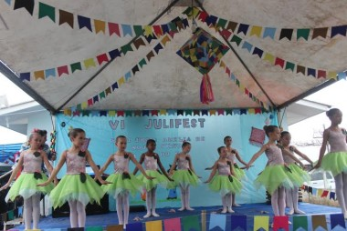 Barra Velha e Urussanga Velha realizam Julifest